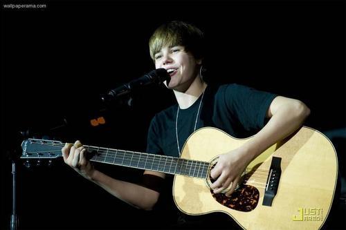 Justin biebz