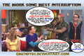 Kanye Disrupts the Work Song - penny-and-sheldon fan art