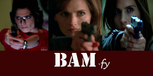 Kate BAMFY Beckett