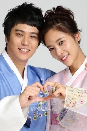Kim Yong Jun & Hwang Jung Eum