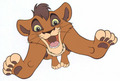 Kovu Clipart - kovu photo