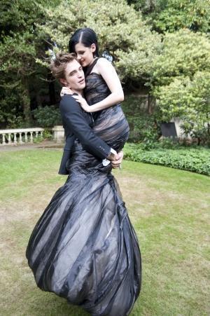 Kristen Stewart Smile on Kristen Stewart Smiles Too   Harry Potter Vs  Twilight Photo  17868003