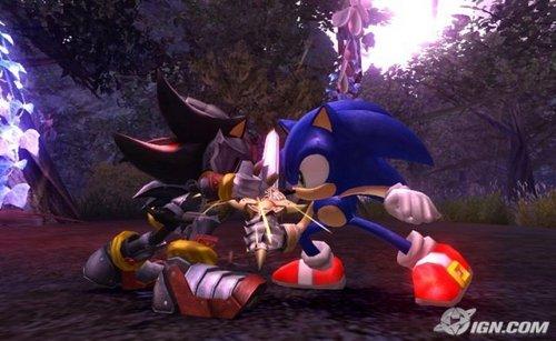 Lancelot vs. Sonic