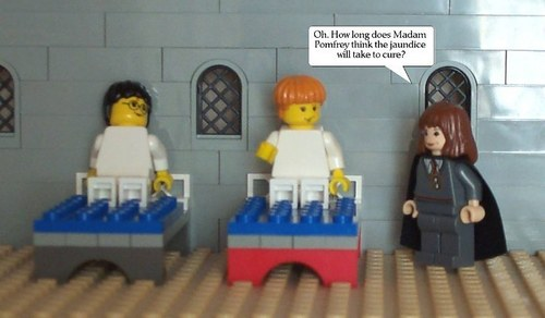 Lego Harry, Ron & Hermione