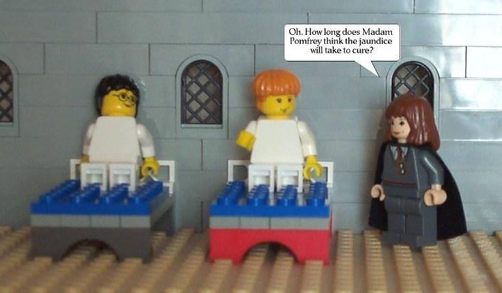 Lego Harry, Ron & Hermione