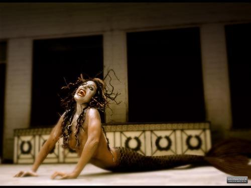 Lisa Edelstein - M: mermaids of Hollywood 2010