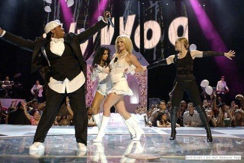MTV Video muziki Awards,28.9.2003