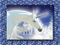 Magical Winter - magical-creatures wallpaper