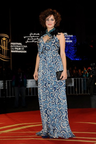 Marion @ 10th Marrakech International Film Festival - Opening Ceremony