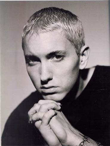 EMINEM wallpaper possibly containing a portrait titled Marshall
