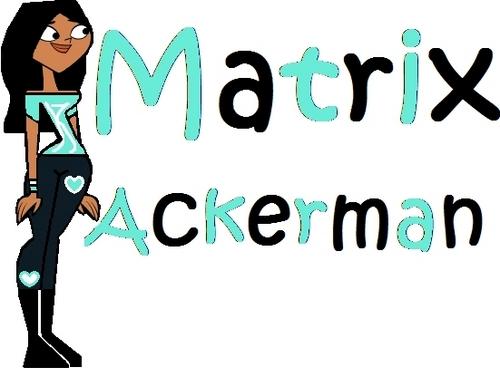Matrix Ackerman