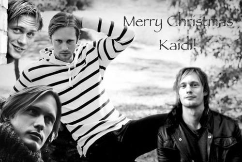 Merry クリスマス Kaidi!