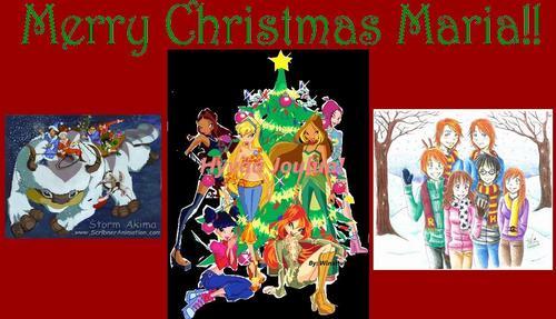 Merry বড়দিন Sweet Maria! ♥