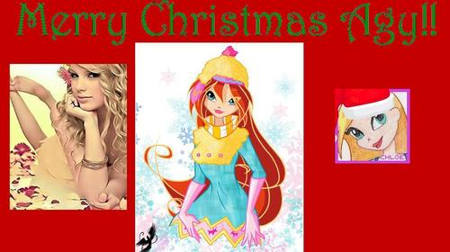 Merry क्रिस्मस Sweet Tav's! ♥