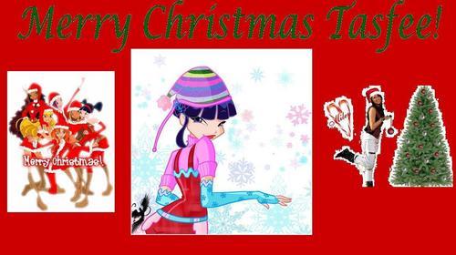 Merry Krismas Sweet Tav's! ♥