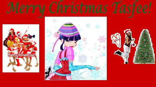 Merry giáng sinh Sweet Tav's! ♥