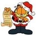 Merry Christmas! - garfield icon