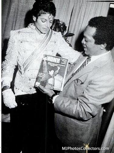 Michael Jackson/The Jacksons  VictorY Tour 1984