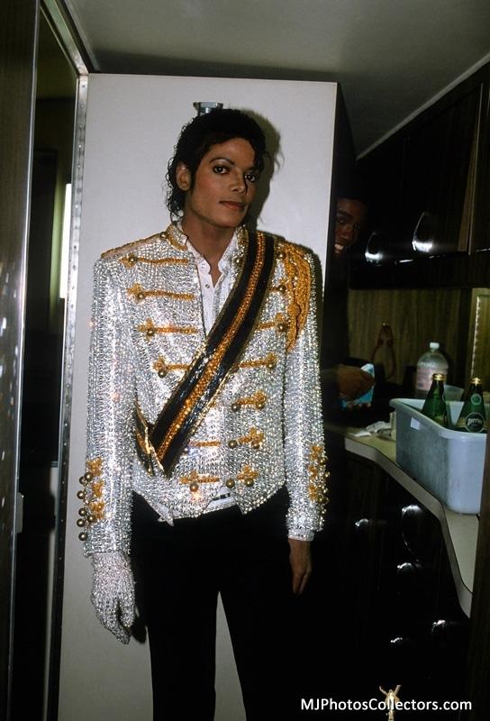 Michael Jackson Michael Jackson The Jacksons Victory Tour 1984Michael Jackson Jacksons