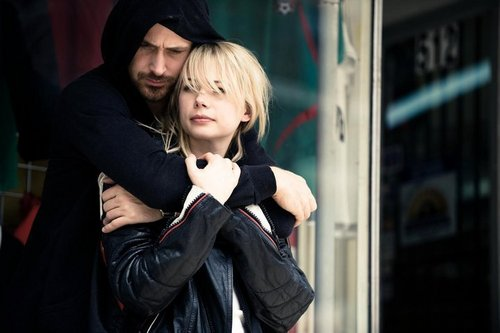 "Michelle Williams & Ryan Gosling - new ""Blue Valentine"" still"