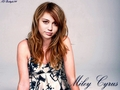 Miley Ray Cyrus wallpaper <3