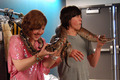 Munro,Aislinn,and Snake - aislinn-paul photo