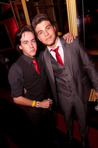 Munro and Luke