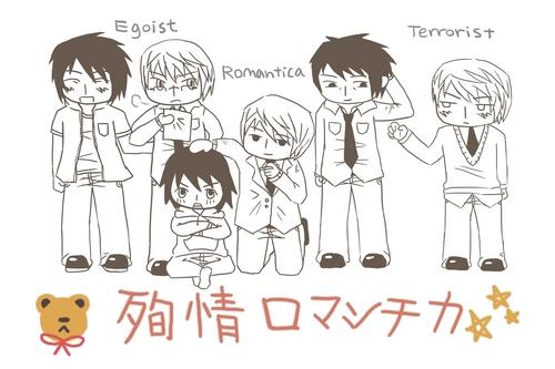 My Junjou Romantica fan art..!