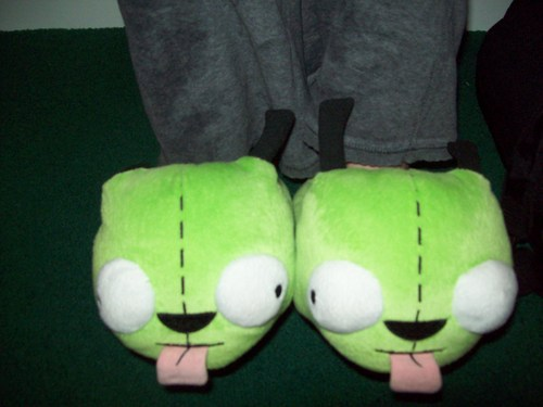 My new slippers!!!!