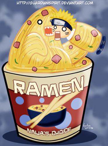 Naruto's ramen Nightmare!!!