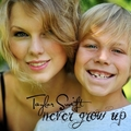Never Grow Up [FanMade Single Cover]