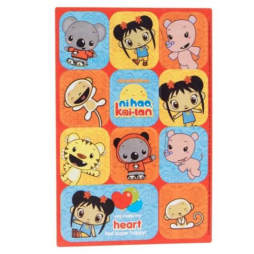 Ni Hao, Kai-Lan Stickers