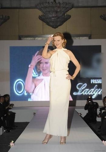 Nicole Kidman - Launch of Omega's 'Ladymatic' in Beijing