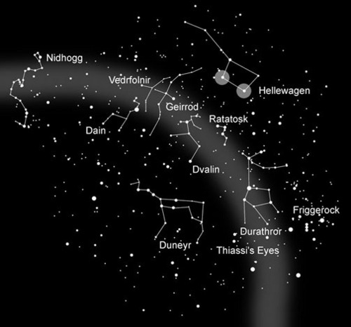 Norse constellations