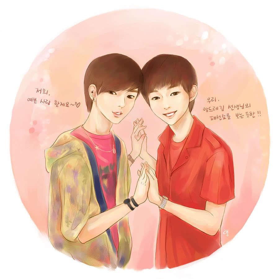 OnKey - Shinee Fan Art...