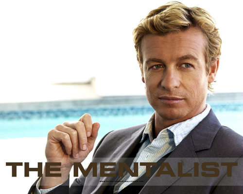TV Male Characters wallpaper with a business suit called Patrick Jane