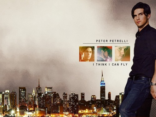 TV Male Characters wallpaper possibly containing a wine bar entitled Peter Petrelli