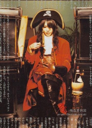 Pirate Miyavi