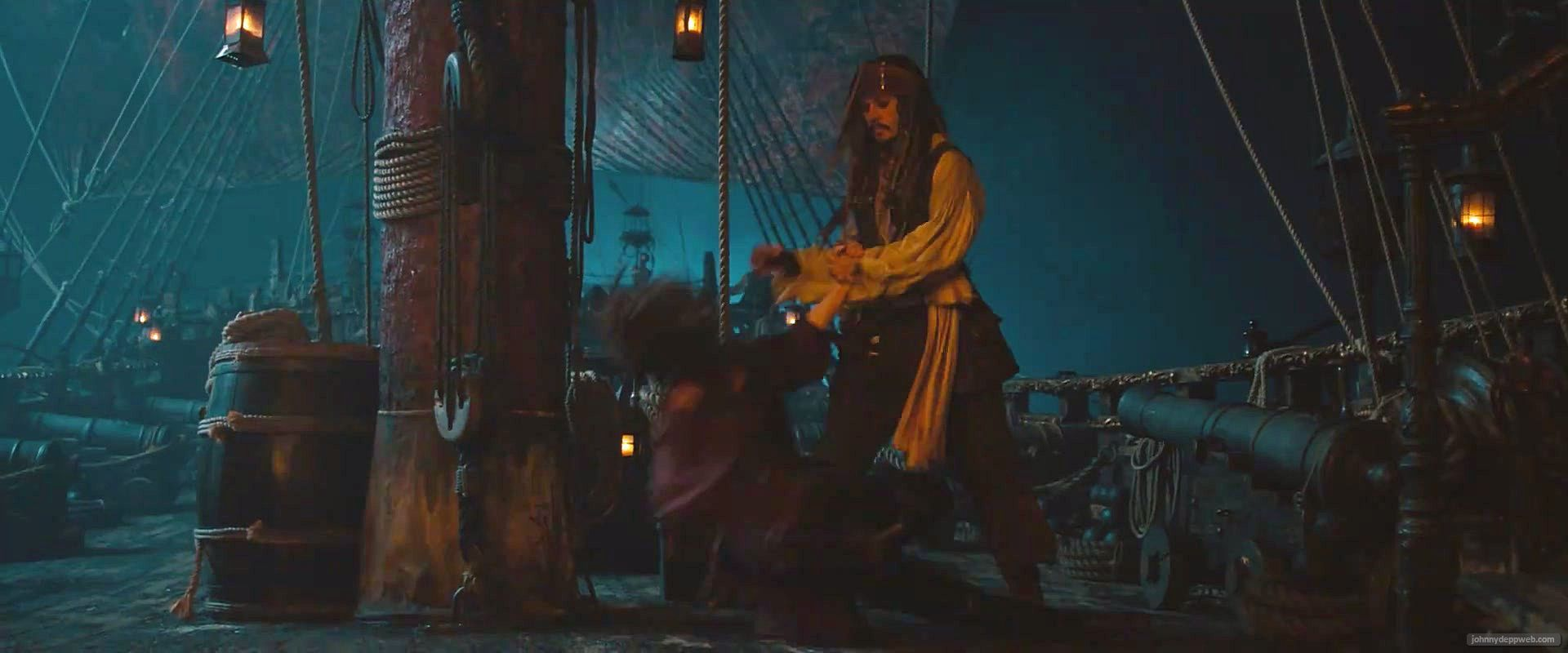 pirates of the caribbean the complete visual guide