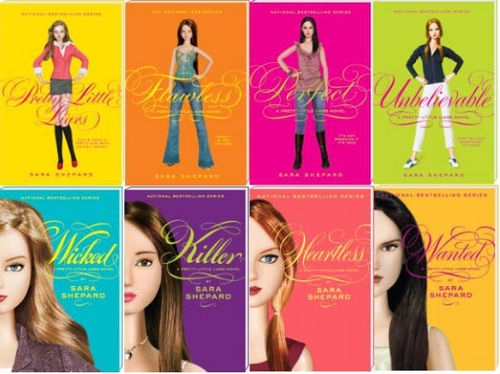 Pretty little liars (Books)