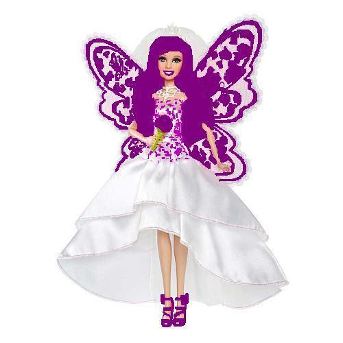 Princess Graciella purple