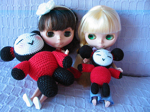Pucca Blythe