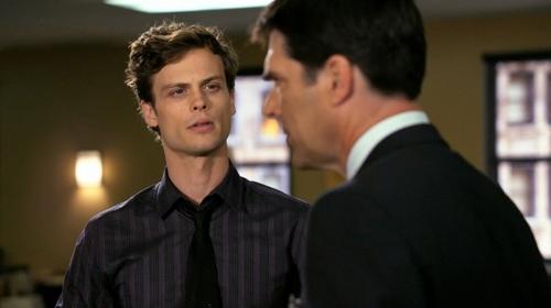 Reid and Hotch