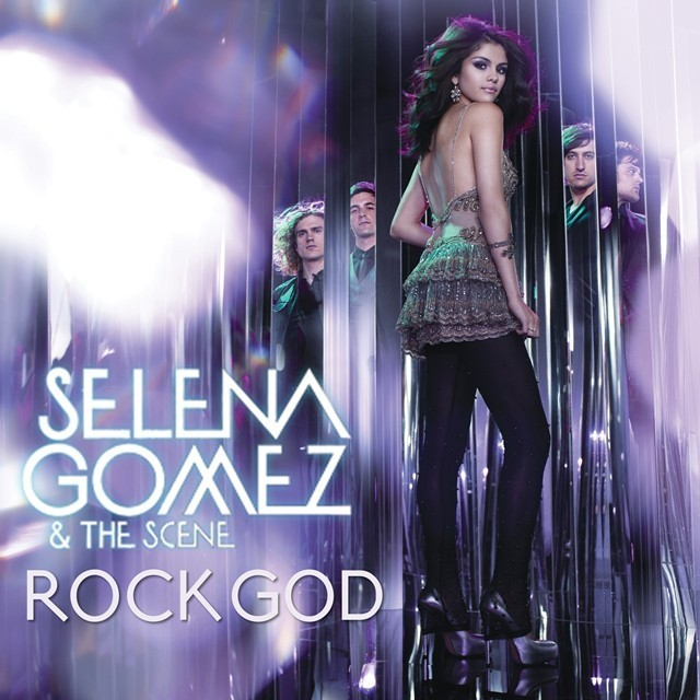 Rock God [FanMade Single Cover] - Selena Gomez 640x640