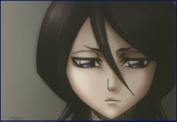 Rukia Sad