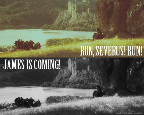 Run, Severus, Run