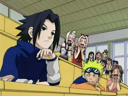 Sasuke 연인들