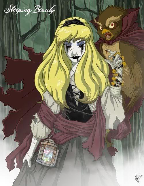 Scary Aurora