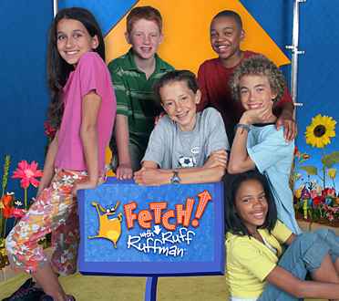 Fetch! With Ruff Ruffman images Season 1 cast wallpaper and background photos