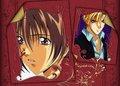 Shuichi and Yuki - gravitation fan art